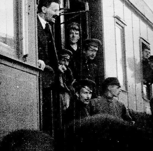 Lev Trocký: Říjnová revoluce