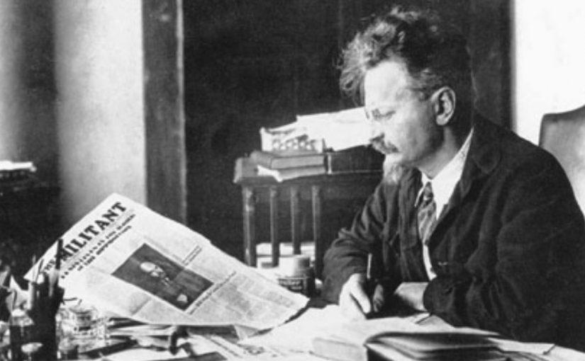 Lev Trocký: Buržoazie, maloburžoazie a proletariát