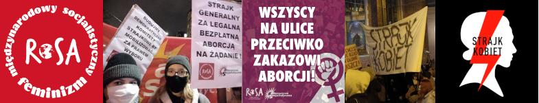 Generální stávkou proti zákazu potratů v Polsku